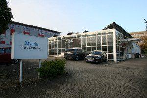 Firmensitz von Bavaria Fluid Systems GmbH in Pforzheim mit Entwicklung und Fertigung