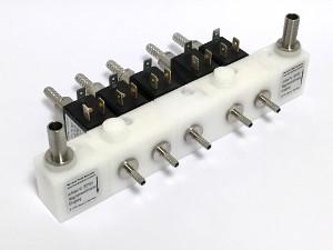 Modularer-BFS-Magnetventilblock-mit-Innenkühlung-für-Postmix-Schankanlagen