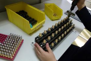 Bavaria Fluid Systems' Magnetspulen-Montage - Inline-Magnetventil-Produktion