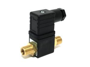 2-2-Wege-Coaxial-Magnetventil BMV60404 Messing EPDM oder FKM mit Ventilstecker 1,0mm - 2,0mm - 2,8mm